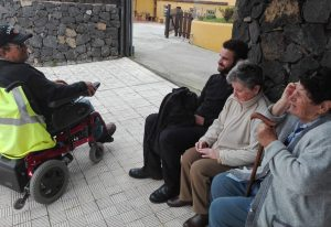 Sadaliar colabora con Ayuntamiento de Tegueste