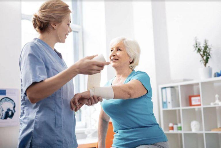 Curas a domicilio - Enfermería